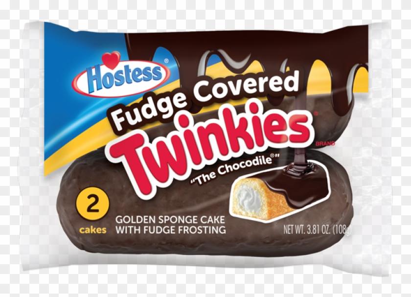 "Hostess Fudge Covered ""the Chocodile"" Twinkies - Chocolate Clipart #5381550"