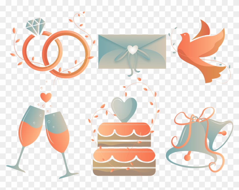 Download Icon Creative Elements Material Transprent - Couple Wine Glass Png, Transparent Png #5395111