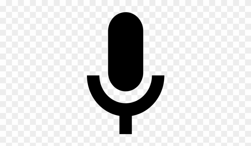 Microphone Icon Png Vector Png Android Mic Logo