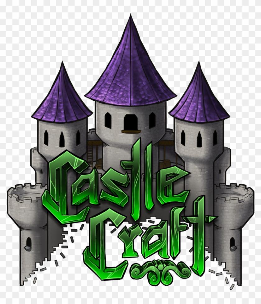 Castlecraft Logo Servidores De Minecraft Logos Clipart 542934