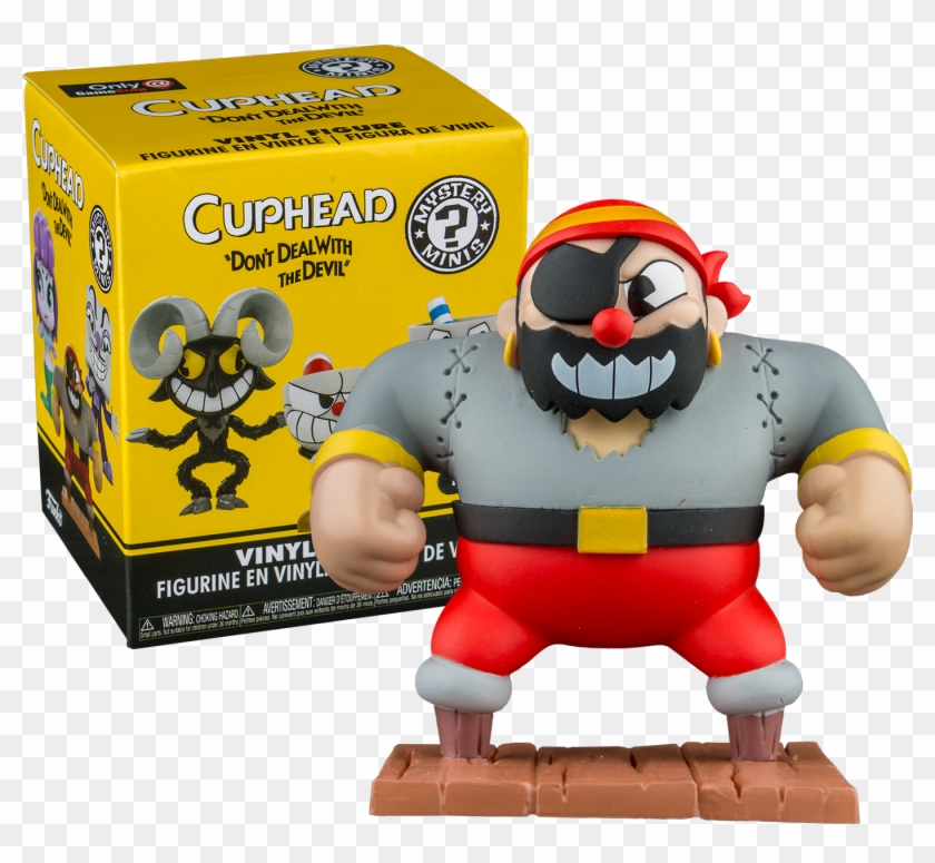Cuphead Funko Mystery Mini Vinyl Figure Genie Djimmi the Great
