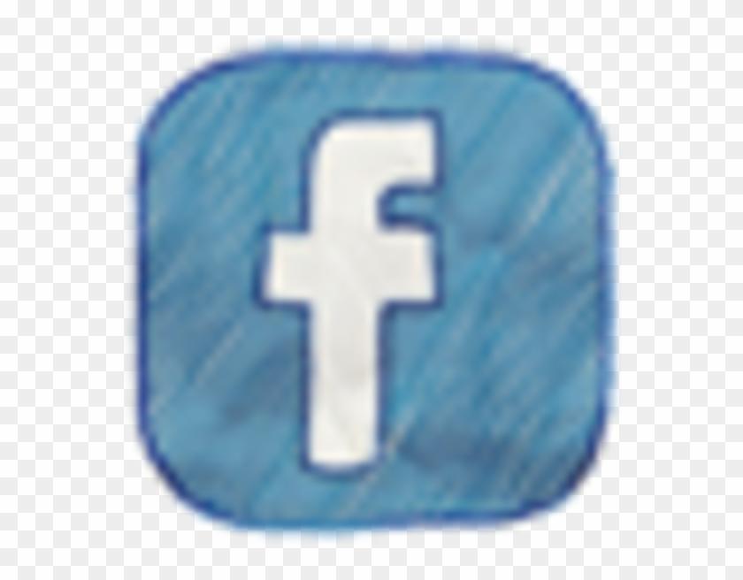 Social Media Icons - Facebook Icon Clipart #543791