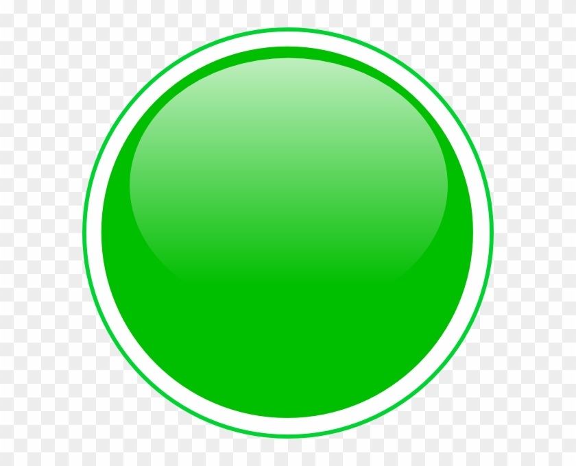 Button Icon Png - Green Button Icon Png Clipart #545326