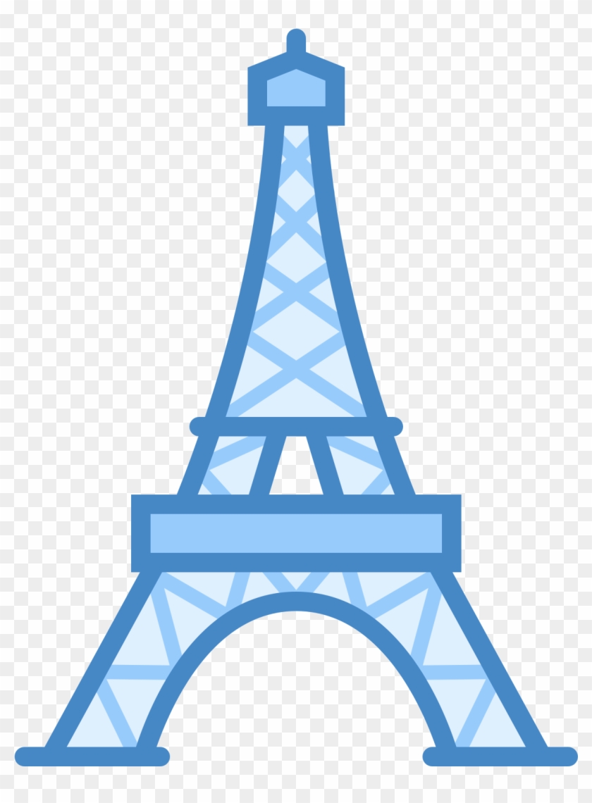 Eiffel Tower Png File - Eiffel Tower Clipart Png Transparent Png #549103