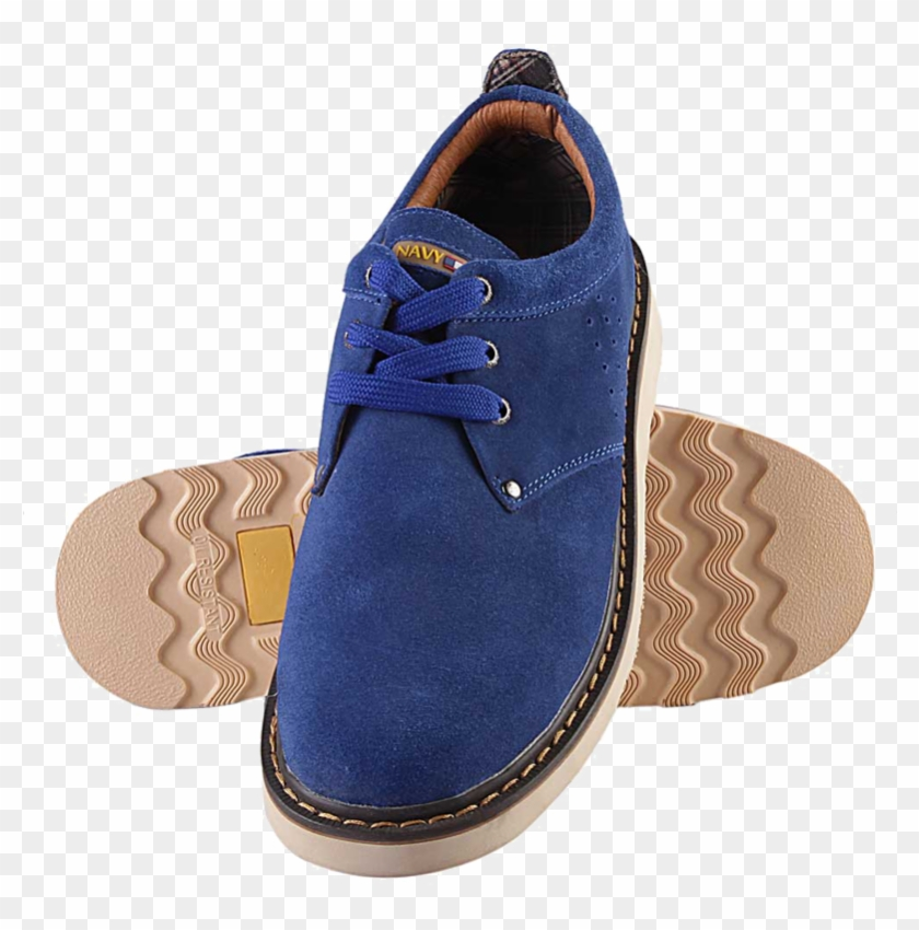 Navyfont Men Casual Shoes - Slip-on Shoe Clipart #5400255