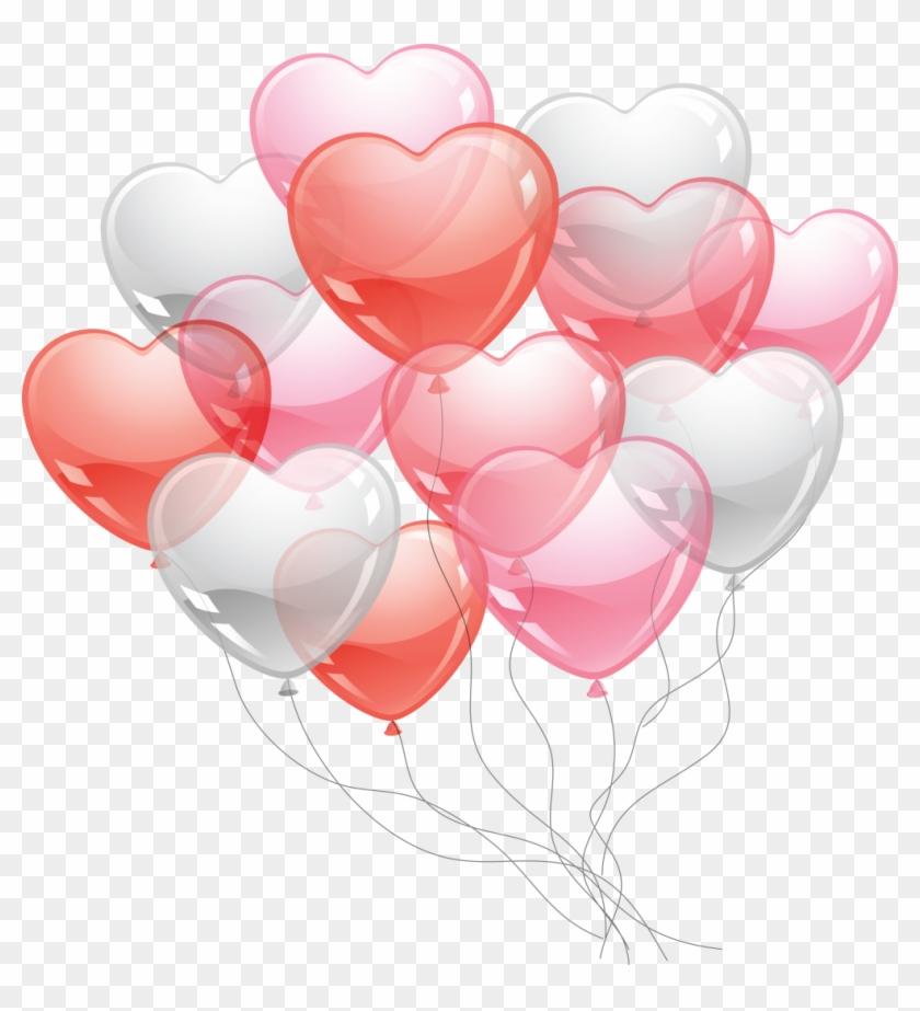 Image Result For Transparent 3d Pink Love Hearts - Clip Art - Png Download #5404250