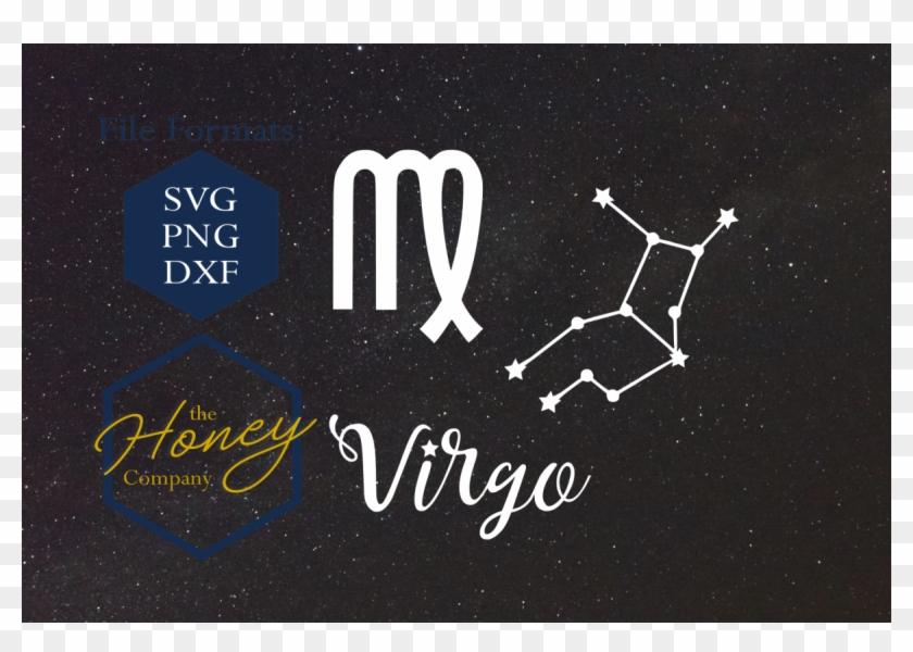 Clip Art Vector - Virgo zodiac sign outline. Stock EPS gg91305918 - GoGraph