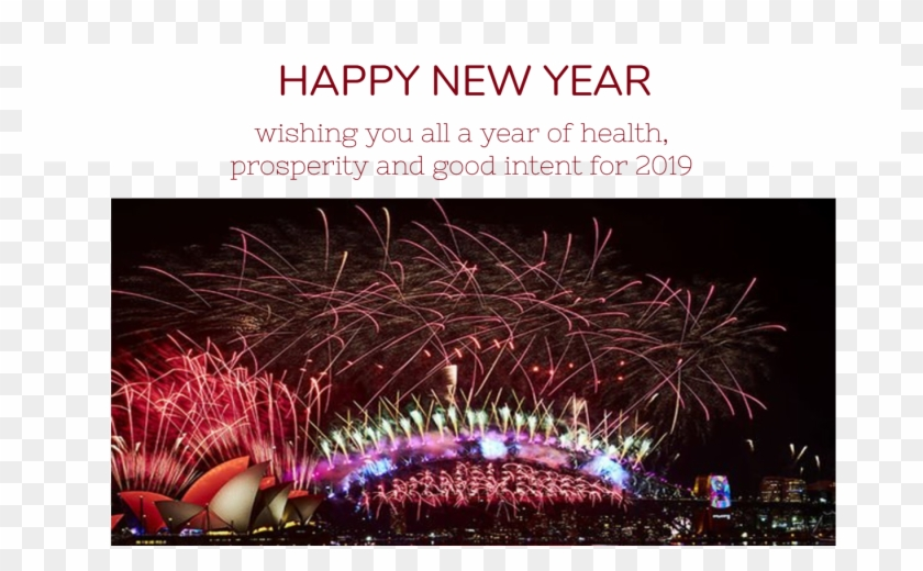Image For Sonya Farrawell's Linkedin Activity Called - New Year Sydney 2019 Clipart #5411785