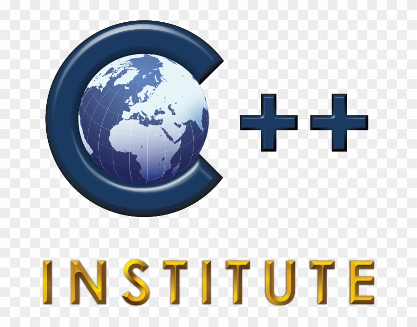 The C Institute Is A Non-profit Project Run By The - C++ Institute Logo Clipart #5422428