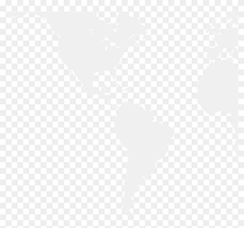 A Agência De Relações Públicas Agora Tem Presença Nas - Globe Us And Europe Clipart #5427135