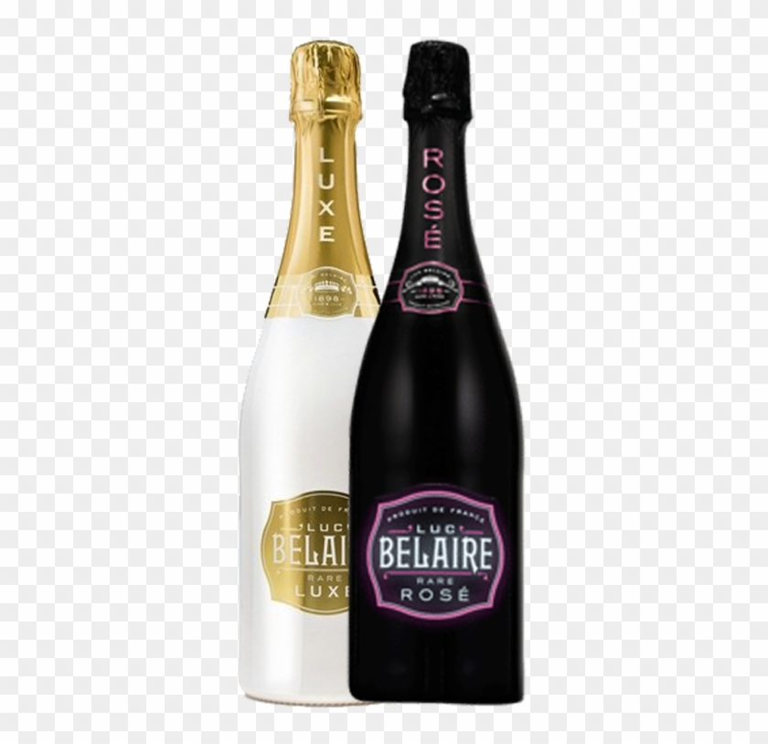 Belaire All Type - Luc Belaire Rare Rose Sparkling Wine Clipart #5431909