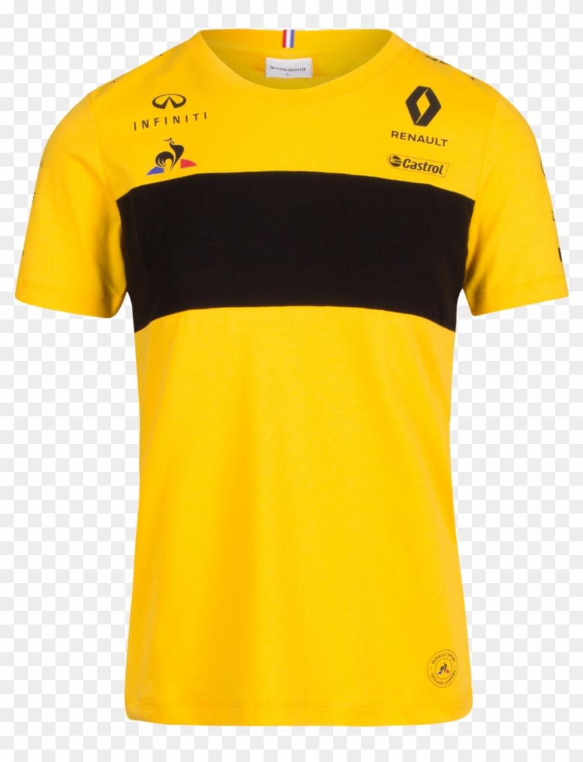 Renault Sport Formula One™ Team 2018 Women's T-shirt - Renault Sport Formula One Team Clipart #5436832