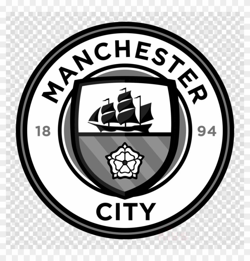 Manchester City Fc Logo Manchester Clipart 5445609 Pikpng