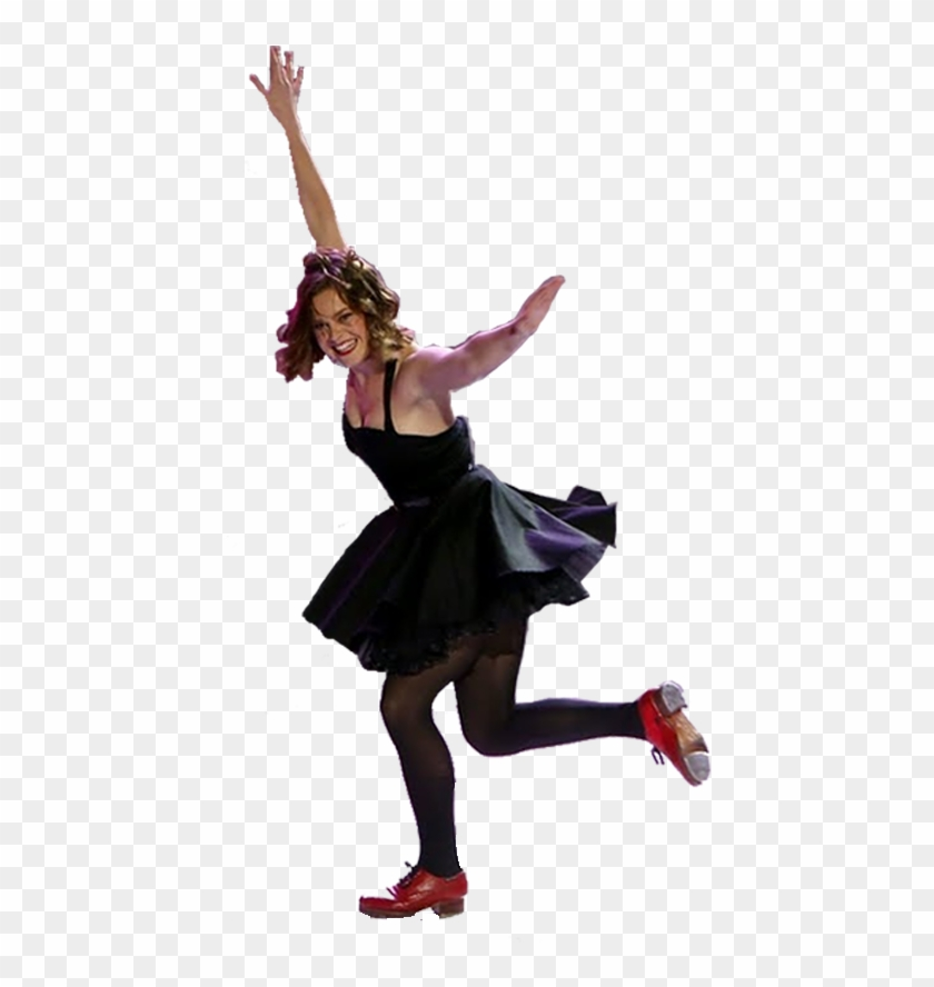 I Love New York Dancing - Ballet Tutu Clipart #5448338