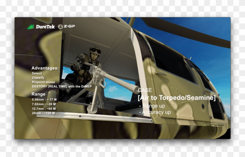There Are Few Companies Offer Supercativating Bullets - Helicopter Rotor Clipart #5454239