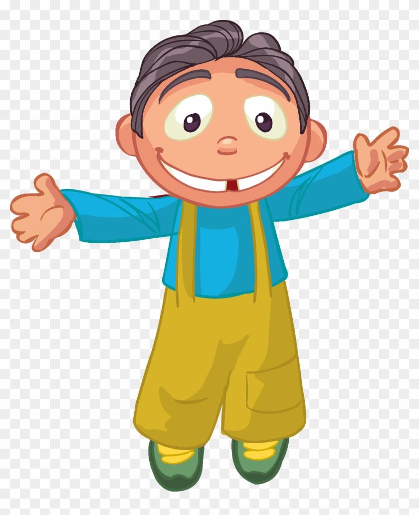 Cartoon Children, Kids, People 10 Png - Biscoitos De Polvilho Desenho Png Clipart #5456769