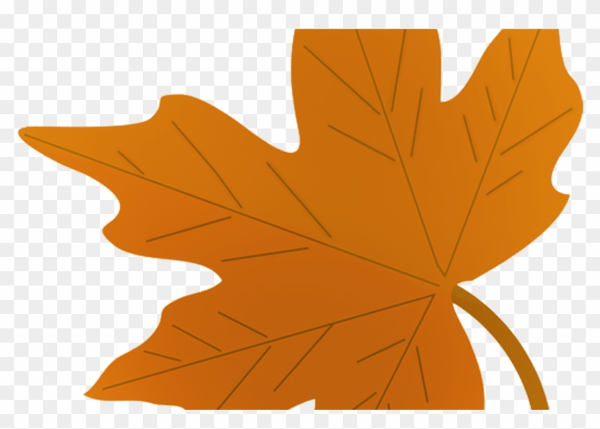 Clipart Fall Simple Fall - Fall Leaves Drawings - Png Download #5456876