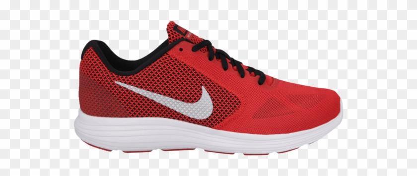 Nike Mens Shoe Png - ランニング シューズ 赤 アディダス Clipart #5461558