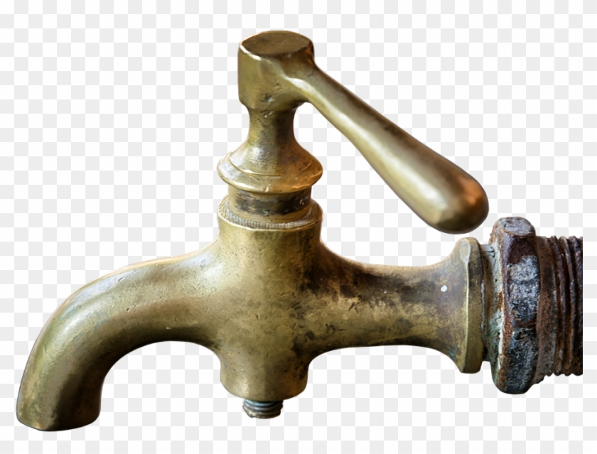 Welcome To The Tezos Faucet - Old Water Tap Clipart #5462224