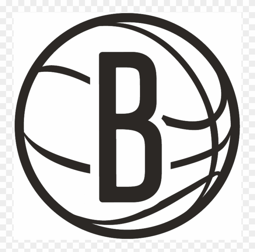 Brooklyn Nets Logos Iron On Stickers And Peel-off Decals - Brooklyn New York Nba Clipart #5462769