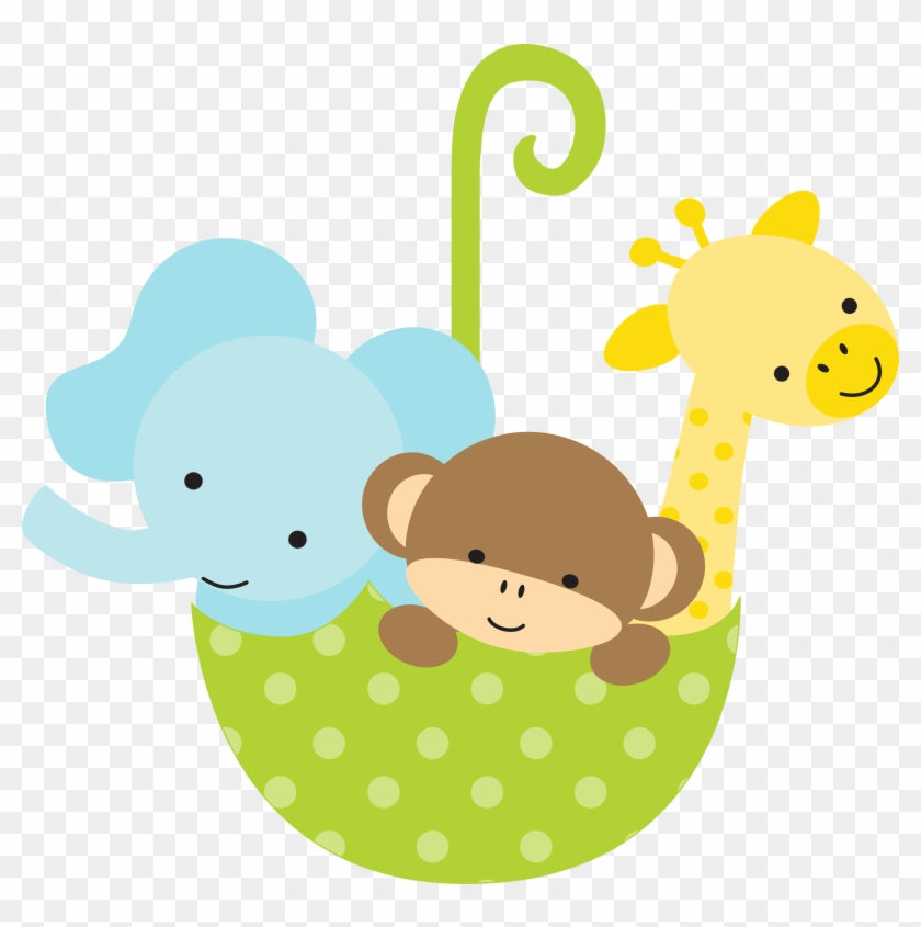Photo By @daniellemoraesfalcao - Animalitos Para Baby Shower Clipart #5481650