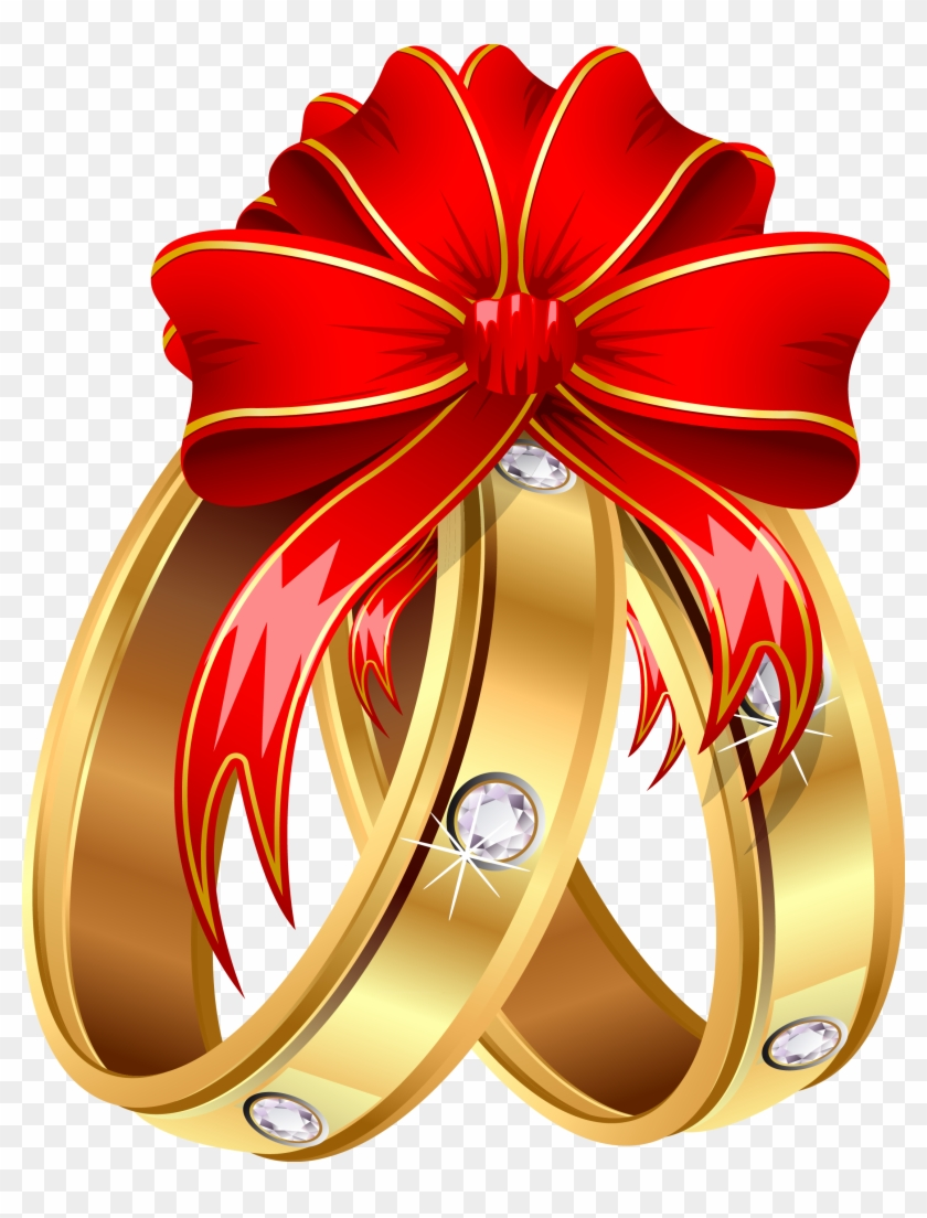 Vintage Christmas Wedding Silver Wedding Rings Belles Ring Ceremony Logo Png Clipart 5491323 Pikpng