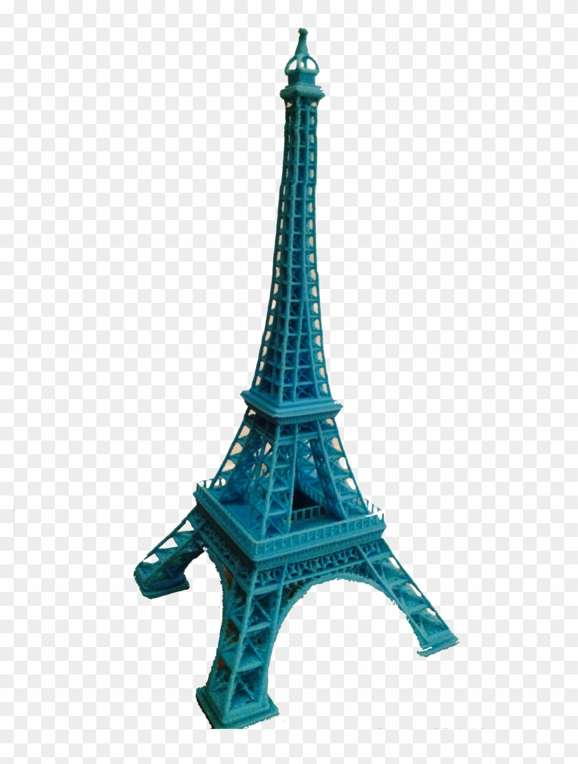 3d Printing Post Series - 3d Printer Eiffel Tower Png Clipart #550111