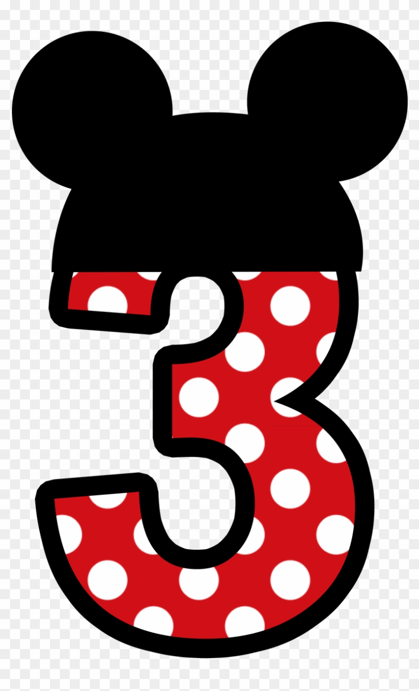 Mickey E Minnie Mickey Mouse Number 8 Clipart 551527 Pikpng