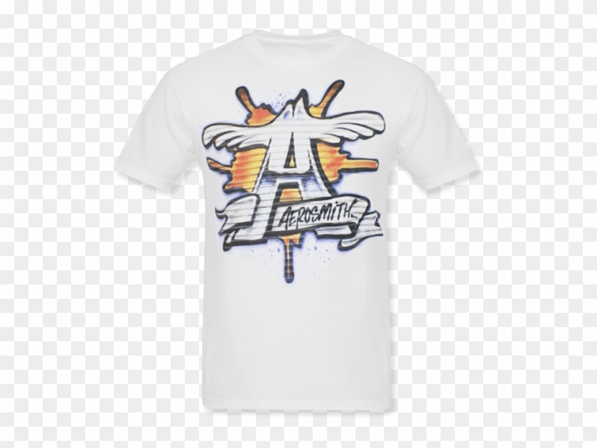 "Graffiti ""a"" - Active Shirt Clipart #552990"