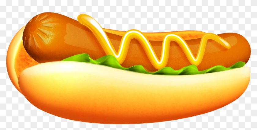 Hot Dog Transparent Png Clipart Image - Hot Dog Clipart Png@pikpng.com