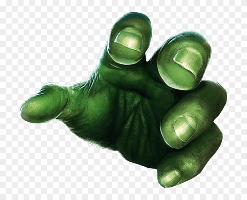 Hand Png - Hulk Hand Png Clipart #554411