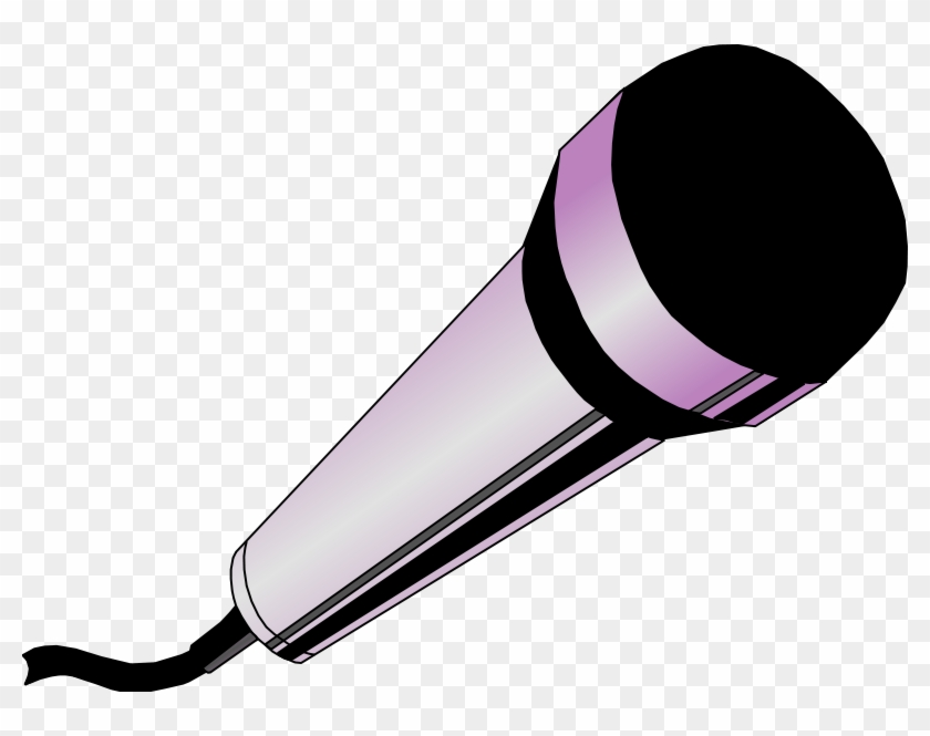 Microphone Vector Comes - Microphone Clip Art - Png Download #554502