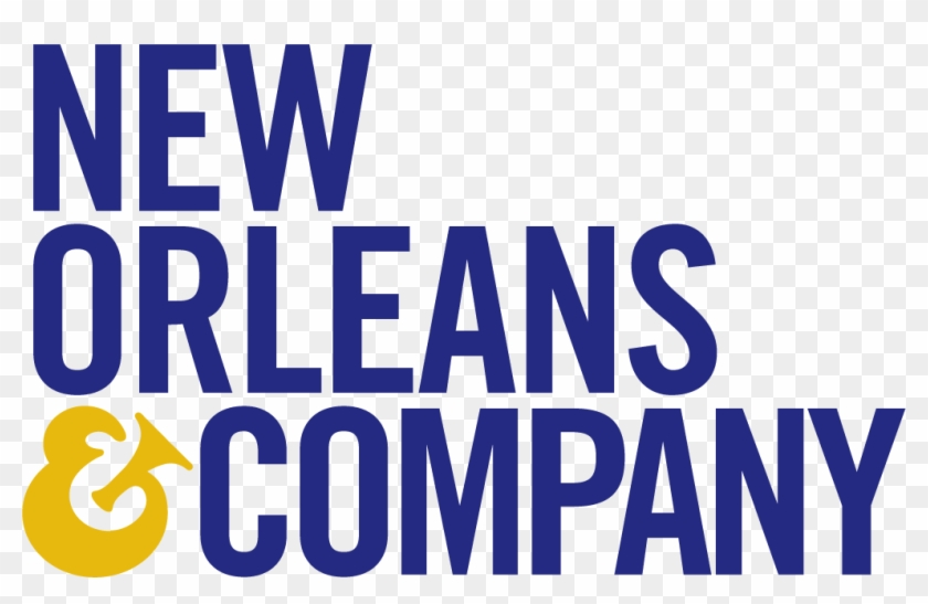 Download Png Right Click And Choose Save Target As - New Orleans And Company Logo Clipart #555771