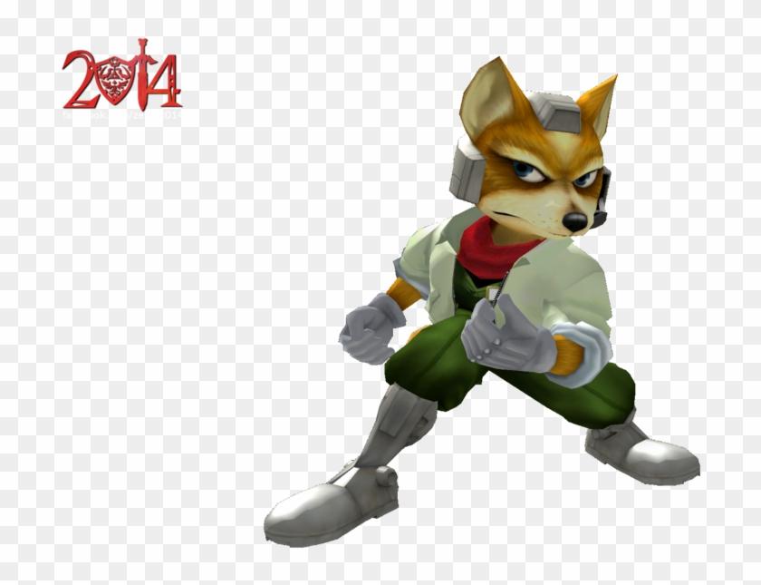 Melee Fox Png - Super Smash Bros Melee Fox Png Clipart@pikpng.com