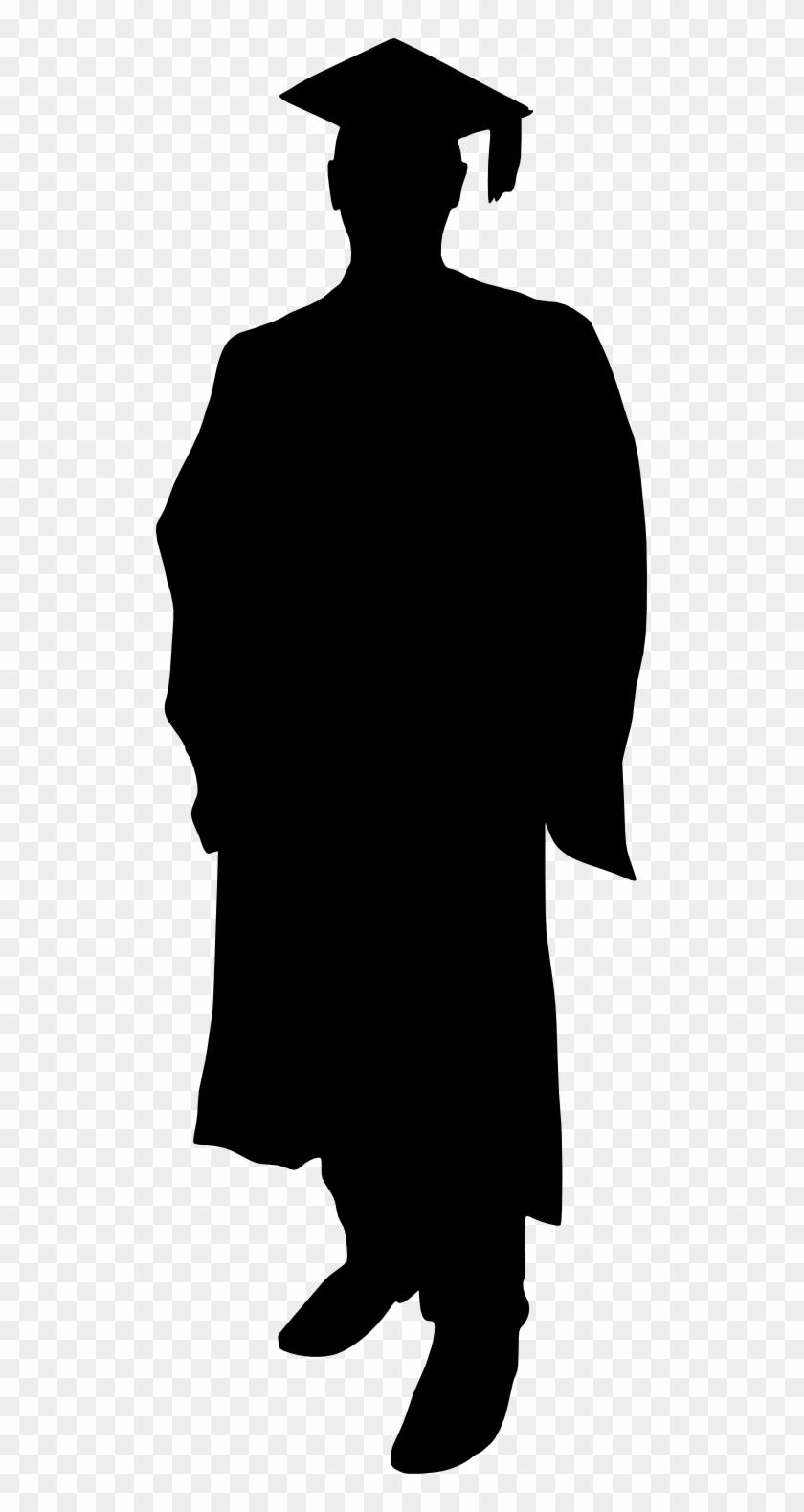 Free Download Gambar Wisuda Kartun Hitam Putih Clipart