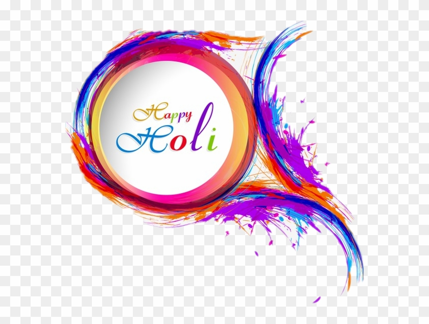Holy Freetoedit Happy Holi - Happy Holi Images Download Clipart #557123