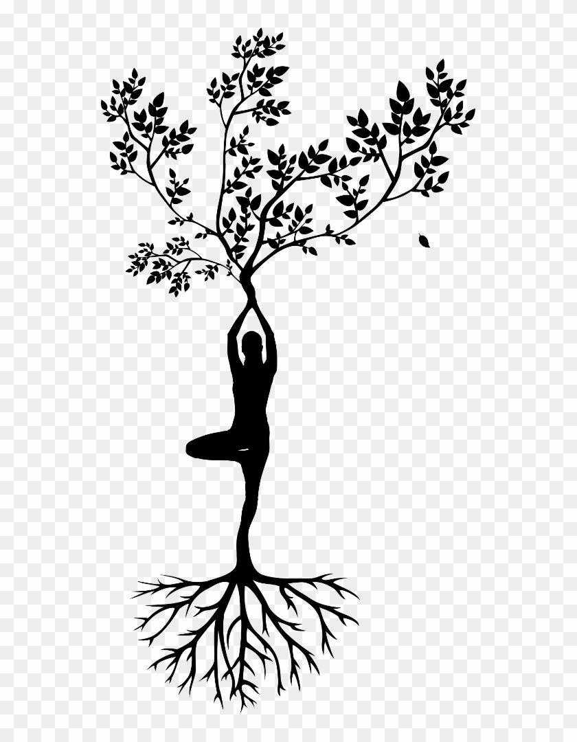 Shining Swan Yoga Yoga Pictures Black And White Clipart 5500773 Pikpng