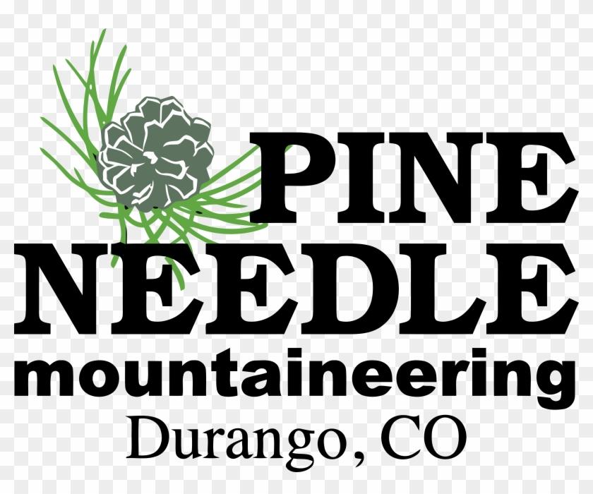 Pine Needle - Pine Needle Mountaineering Clipart #5519532