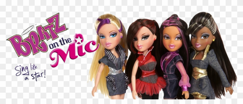 Bratz Dolls Outfits , Png Download - All The Bratz Girls Clipart #5520360