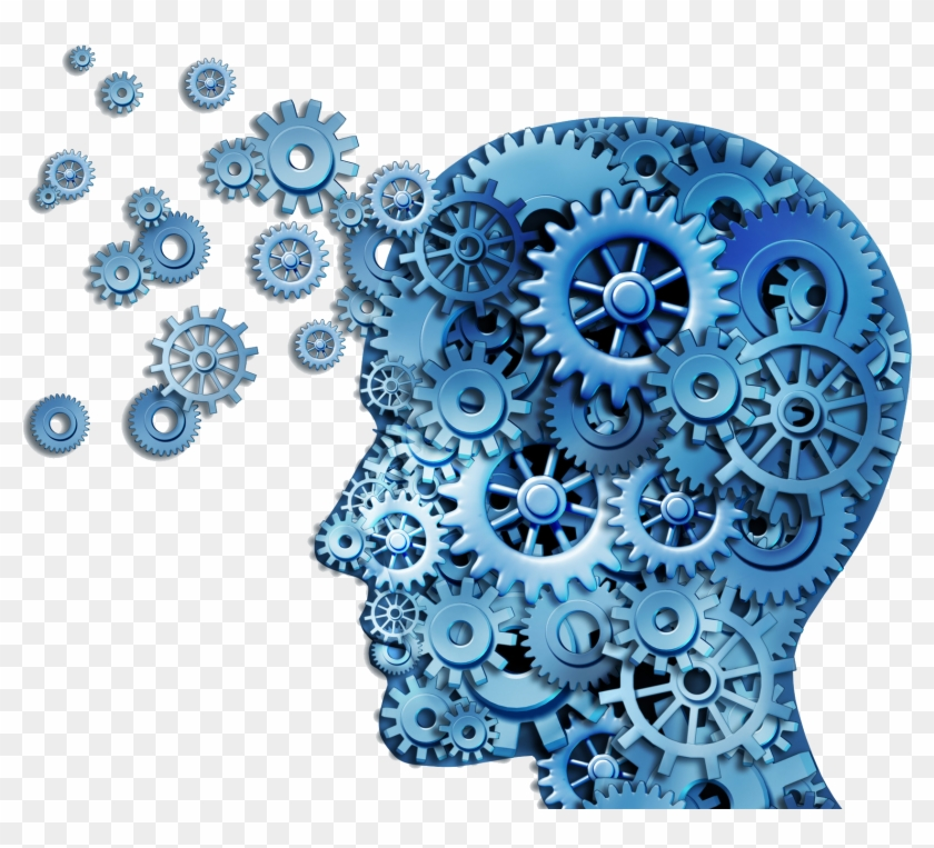 Helps The Manufacturing Industry By Increasing The - Machine Learning Brain Png Clipart #5522187