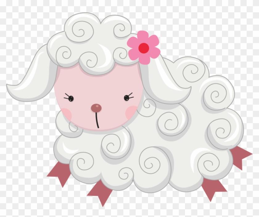 Lamb Svg Clipart Baby - Imagens Fazendinha Rosa Png Animais Transparent Png #5529198