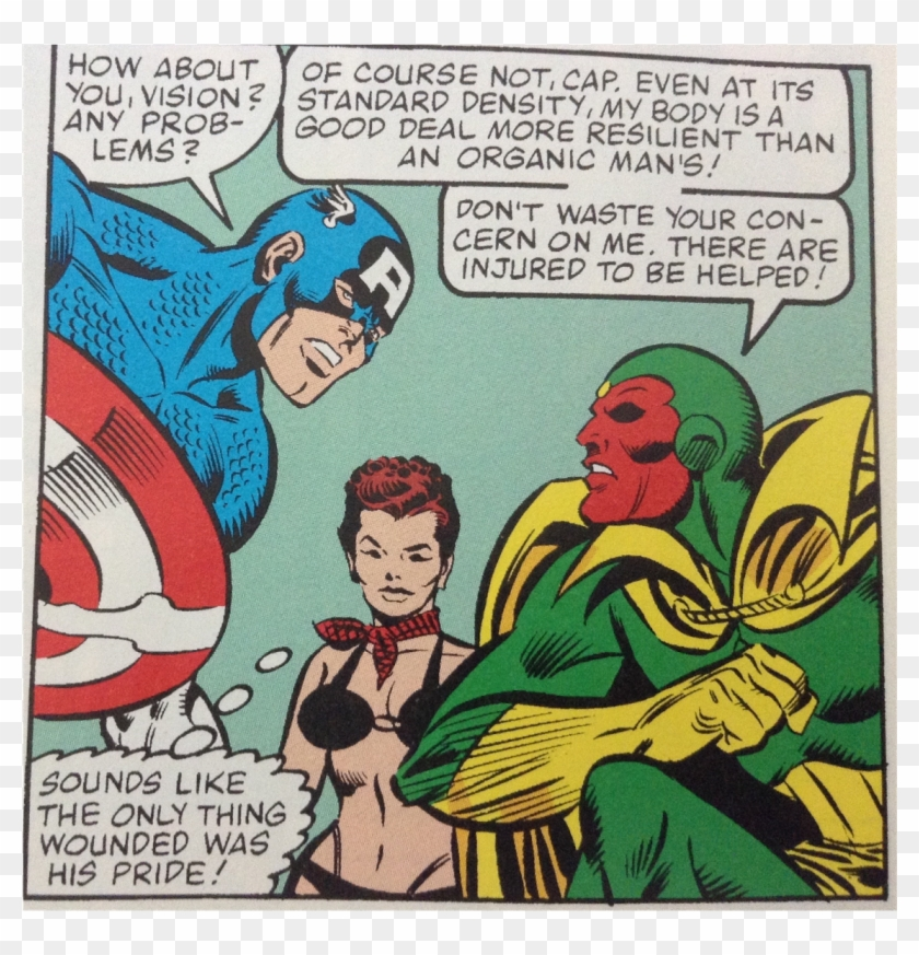 Talk About Your Marvel/dc Crossovers - Comic Book Clipart #5531500