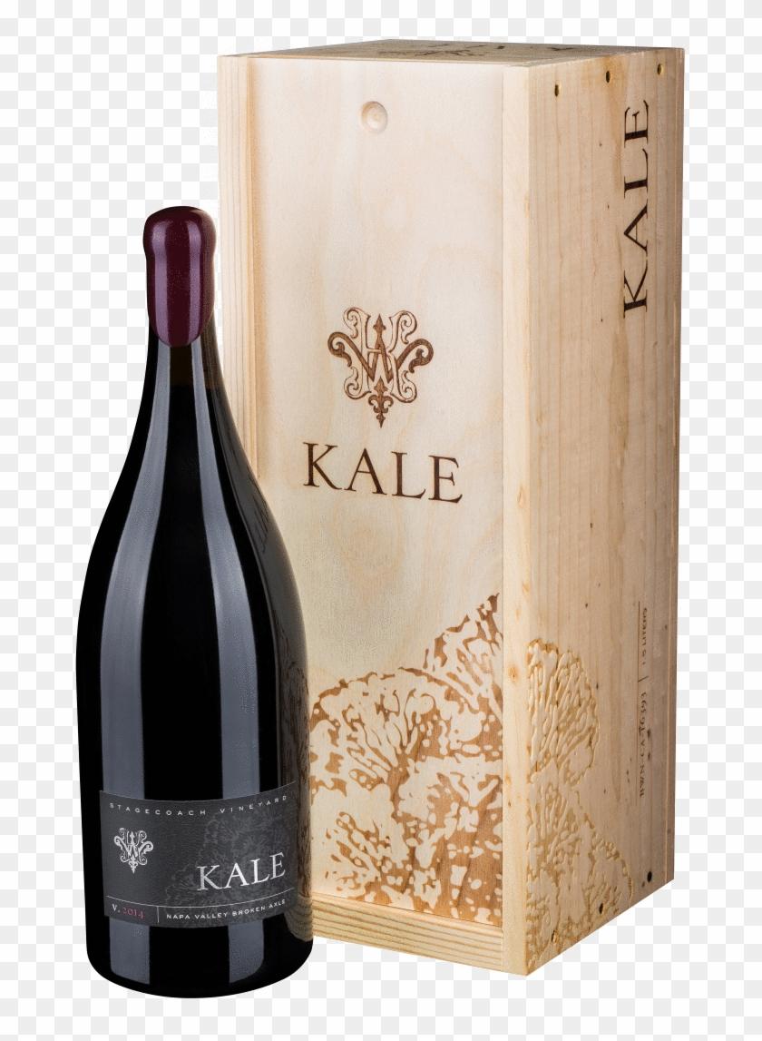 2012 Kale Wines Stagecoach Vineyard, Broken Axle - Glass Bottle Clipart #5534461