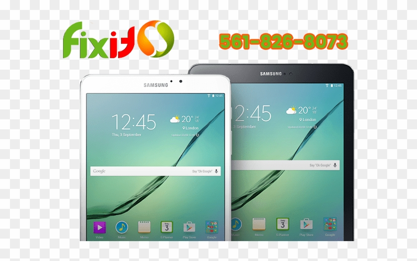How Much Does It Cost To A Samsung Galaxy Tablet Repair - Smartphone Clipart #5537625