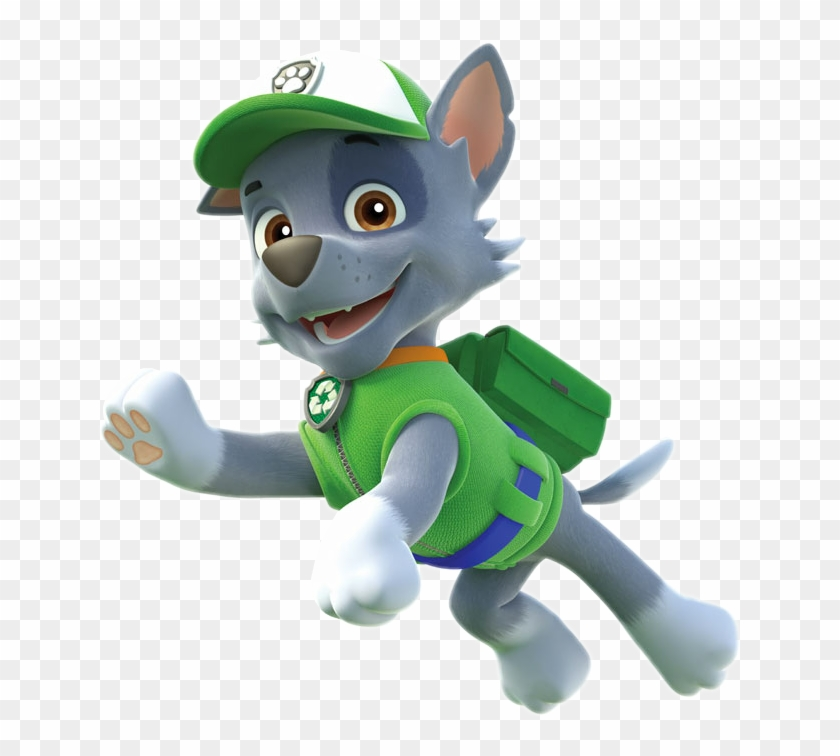 paw patrol rocky png clipart 5539512  pikpng