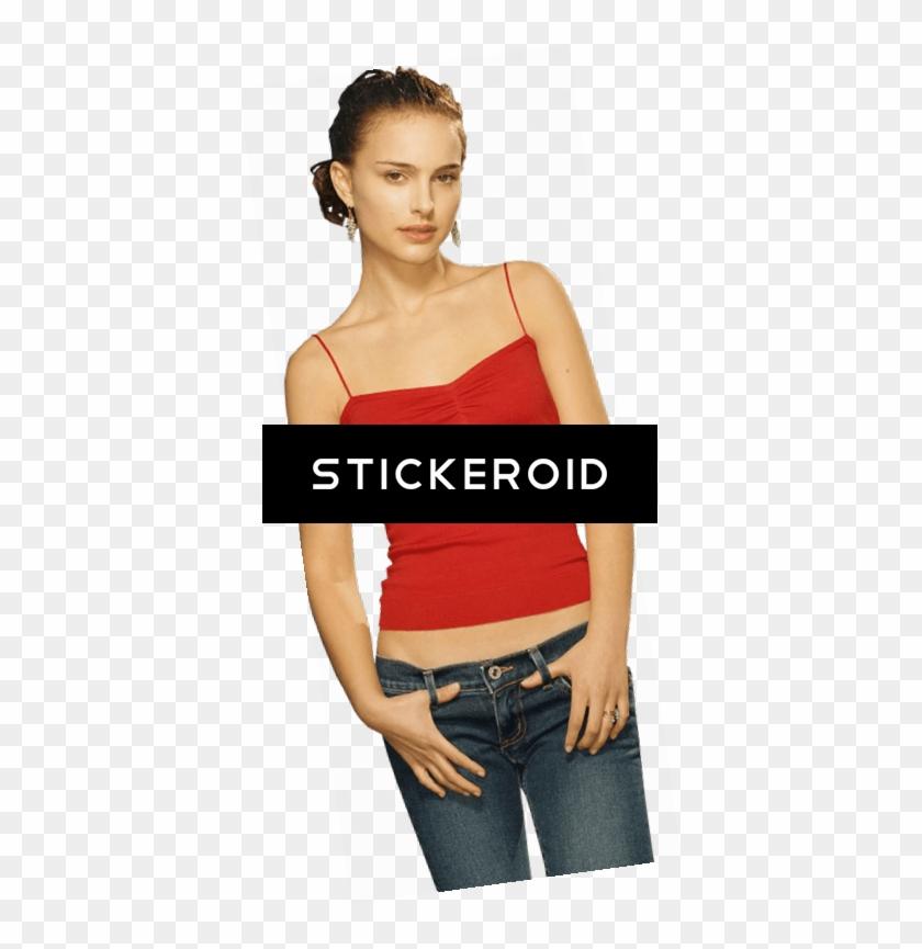 Natalie Portman Jeans - Natalie Portman Wallpaper Hd Clipart #5547994