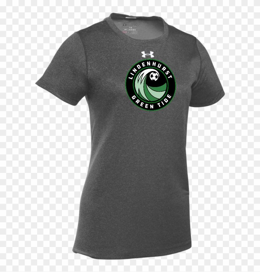 Ua Women's Locker - Active Shirt Clipart #5550134