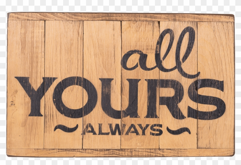 Large Rustic Reminders - Plywood Clipart #5553297