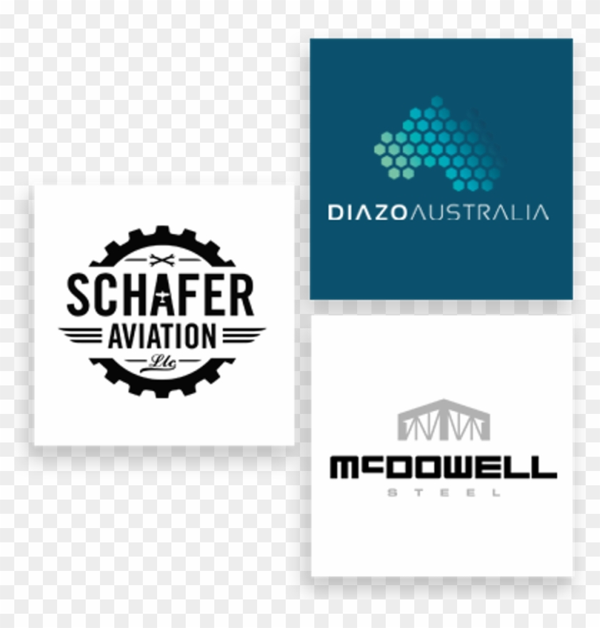 Banner Black And White Stock Industrial Logo Design - Logo Industry Clipart #5566673