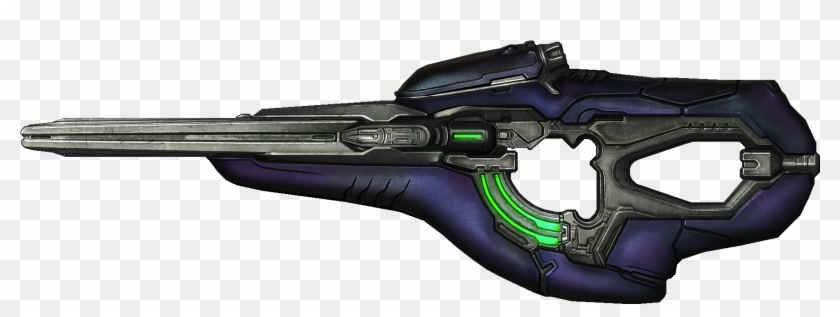 Halo 5/halo 4/halo 3/halo - Needle Rifle Halo Clipart #5595603
